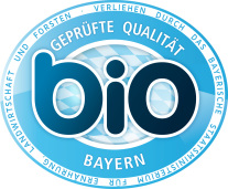 Biosiegel color Bayern
